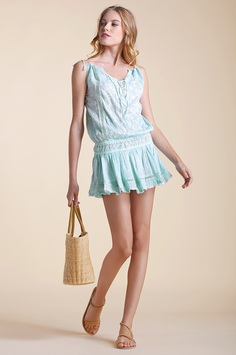Creazy - Dress - Mint