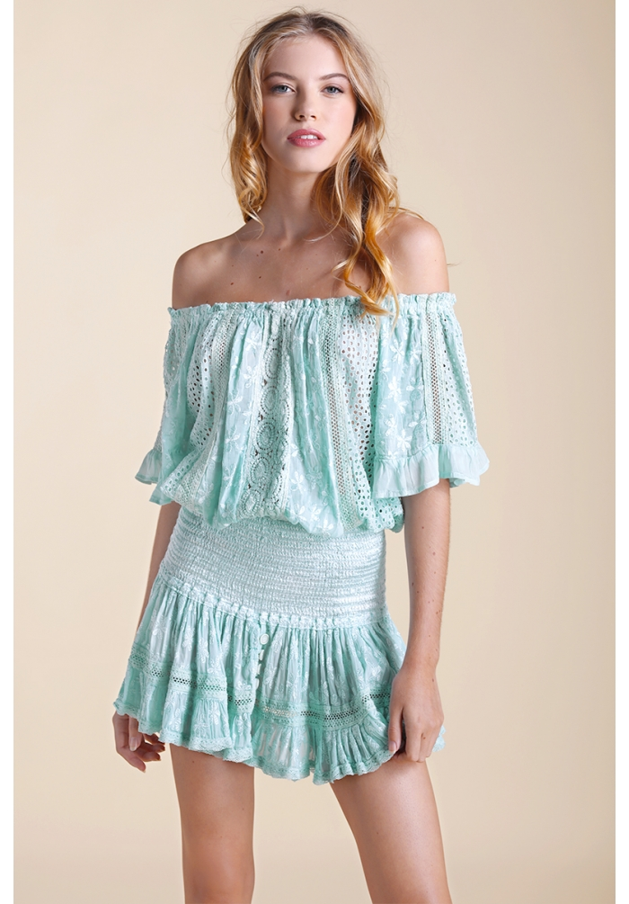 Loulou - Top - Mint