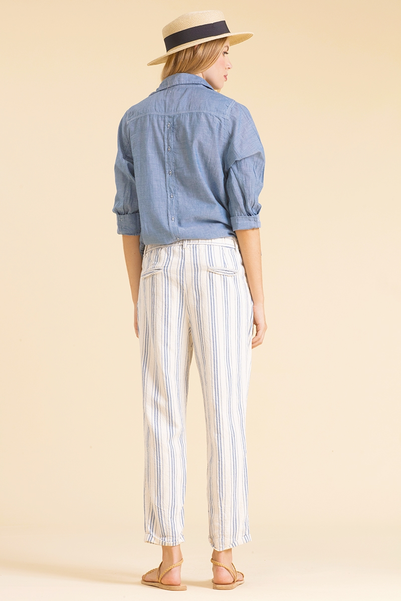 Harisson - Pants - Blue
